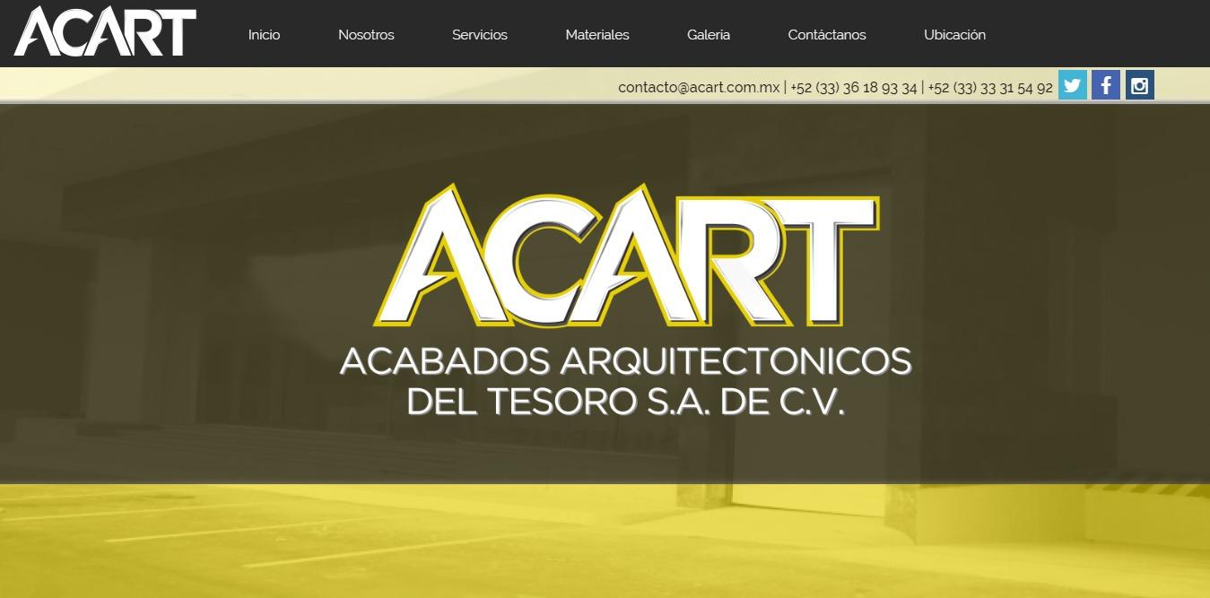 Acart - Alucobond