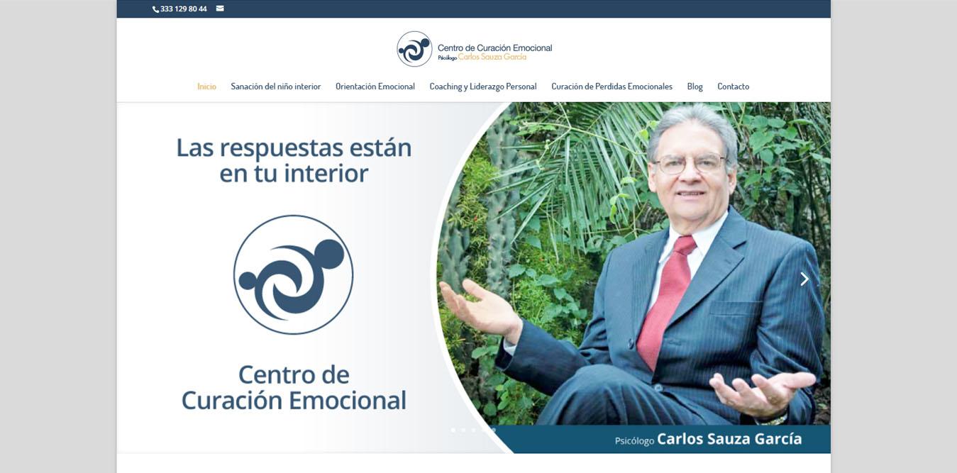 Psicologo Carlos Sauza García